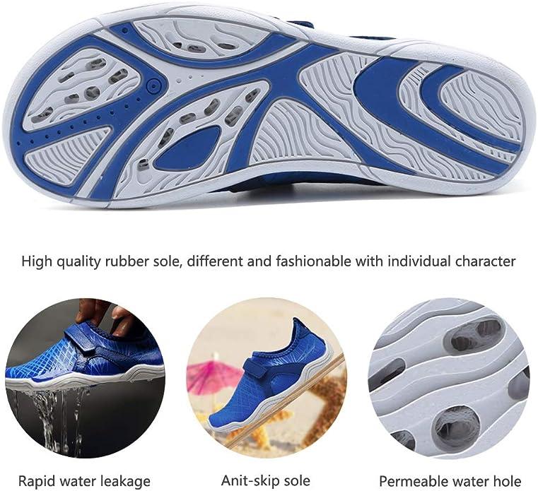 Amazon.com: SUNNYOUNG Zapatos de agua para niños y niñas ...