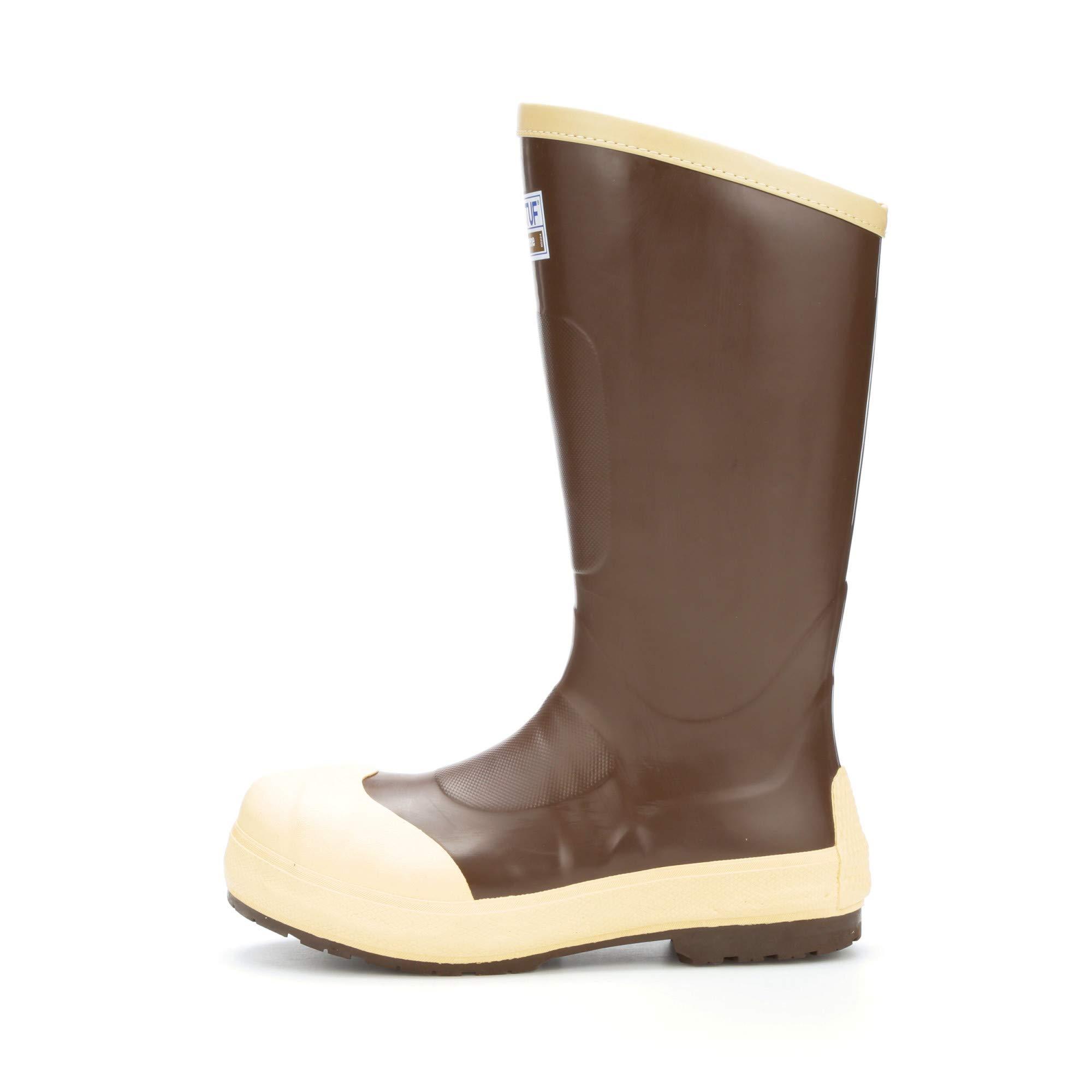 XTRATUF Legacy 2.0 Series 15'' Neoprene Composite Toe Men's Fishing Boots, Copper & Tan (22292G) by Xtratuf (Image #7)