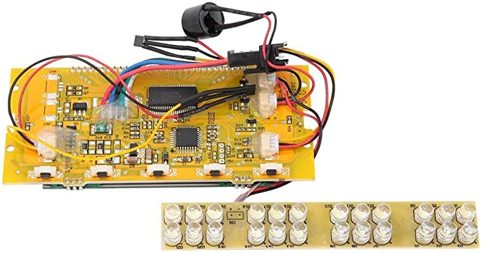 Panel LCD de Bicicleta eléctrica, Instrumento de Pantalla de ...