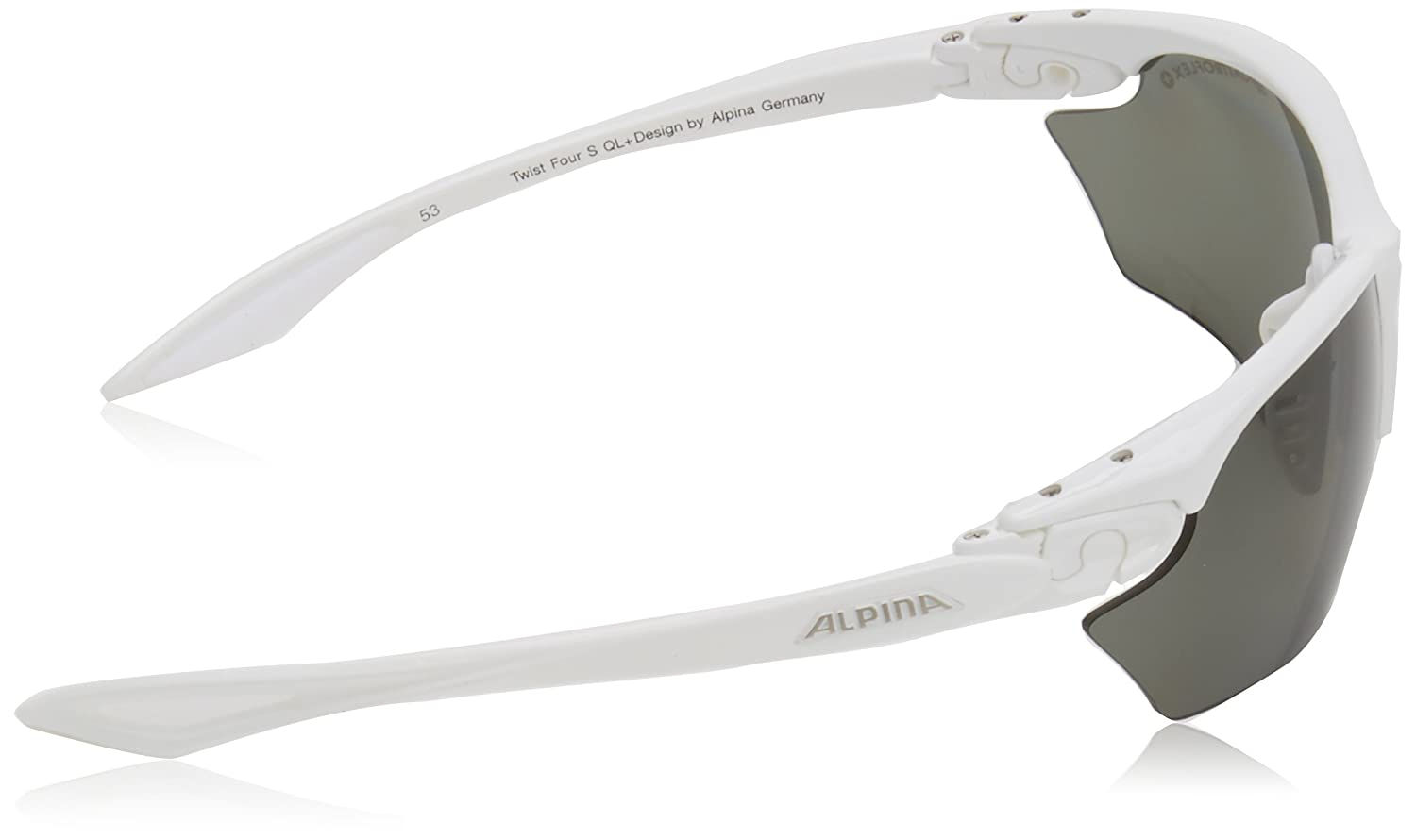 ALPINA Gafas de Sol Deportivas Twist Four S QL + - Colour ...