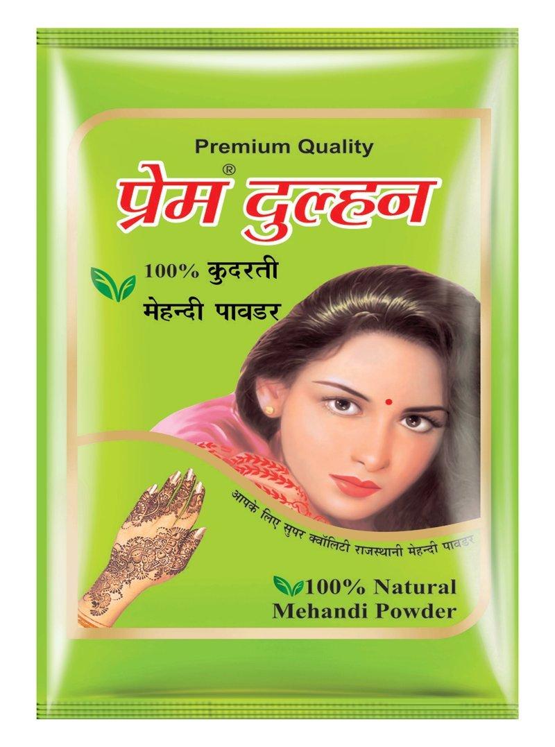 Prem Dulhan 100% Natural Mehandi Powder -1KG product image