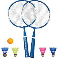 BESPORTBLE 10PCS Goodminton Replacement Shuttlecock for Indoor and Outdoor Game Kids Playing Beach