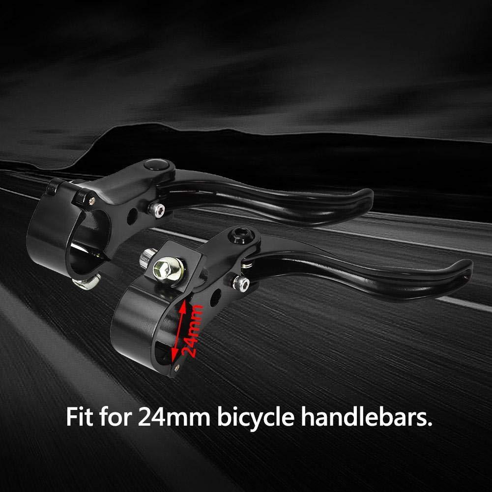 Bnineteenteam Palanca de Freno de la Bici de la aleaci/ón de Aluminio 1pair 24mm para la Bici del Camino de la Bici de monta/ña