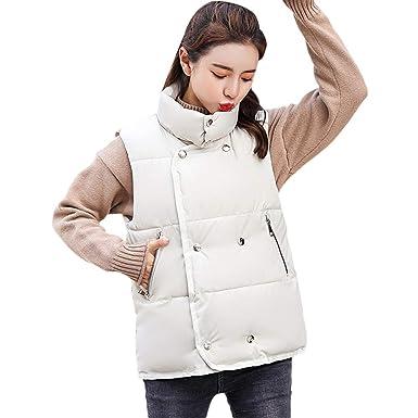 ❤ Chaleco Corto para Mujer Invierno, cálido Abrigo de Piel sintética con Capucha Gruesa Chaleco Chaqueta Delgada Abrigo Absolute: Amazon.es: Ropa y ...