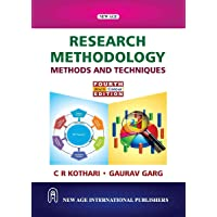 Research Methodology : Methods And Techniques (Multi Colour Edition)