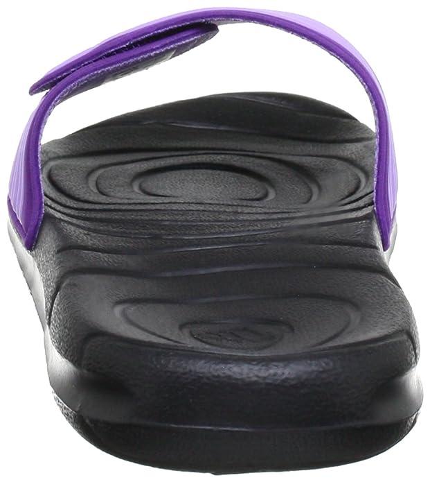 adidas Taedia Vario W, sandales femme, Multicolore - Marrón/Morado/Blanco, 36 2/3
