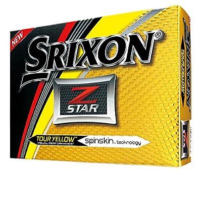 Srixon Z-Star Golf Balls (One Dozen) from Cleveland Golf