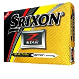 Srixon Z-Star 2017 Golf Balls (One Dozen)