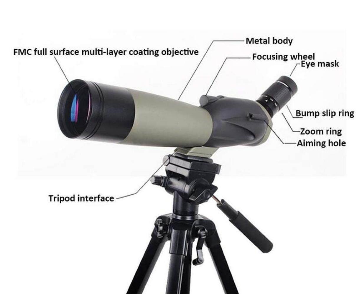 CTO Telescopehd 60X80A High Power Can Be Connected to SLR Monocular Large Caliber,A,Telescope by CTO (Image #2)