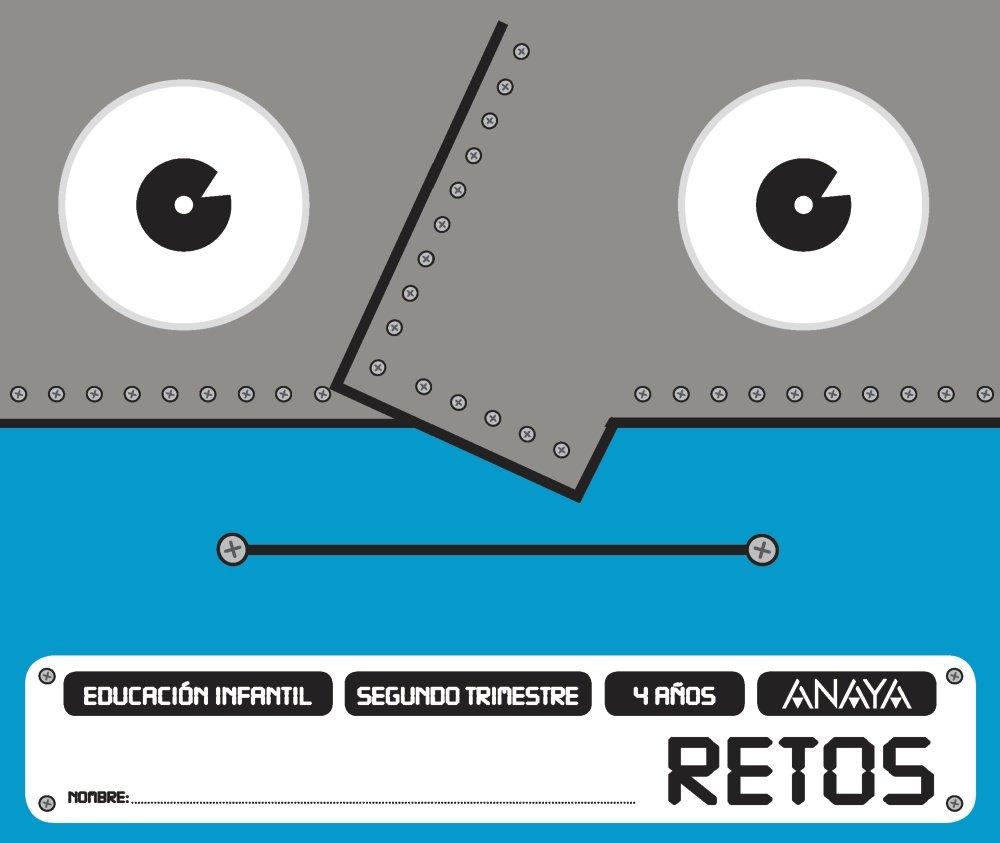 Retos 4 Años. Segundo Trimestre: Amazon.es: Fuentes Zaragoza ...