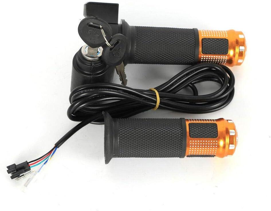 DE 250W 24V Bürstenmotor Freilauf Twist-Kit// Daumen-Kit Elektrofahrrad Teile