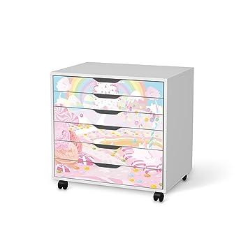 Creatisto Möbeldekoration Ikea Alex Rollcontainer 6 Schubladen