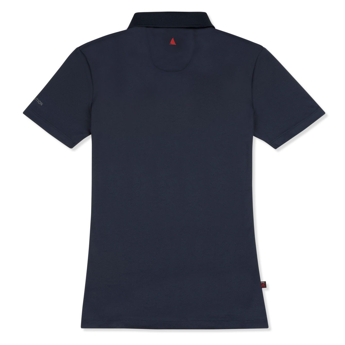 Musto 2018 Womens SunShield Permanent Wicking UPF30 Polo Navy ...