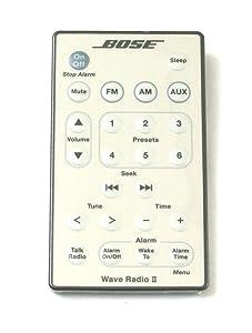 Bose Wave Radio II Remote AWR1B2 - (Black)