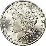 1881 CC Morgan Dollars Dollar MS65 PCGS