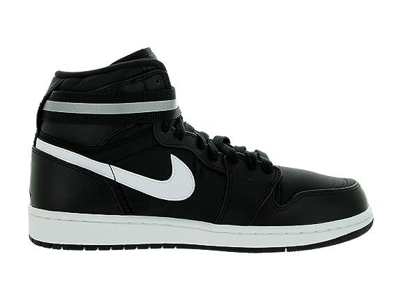 Amazon.com | Nike Air Jordan 1 High Strap Mens Basketball Shoes | Basketball