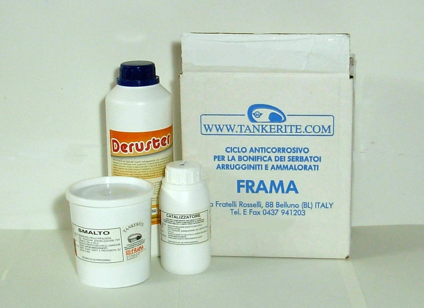 Tankerite Frama Kit Medio