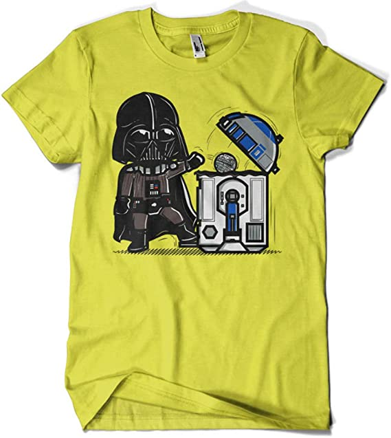 Camisetas La Colmena 209-Maglietta Robotictrashcan Donnie