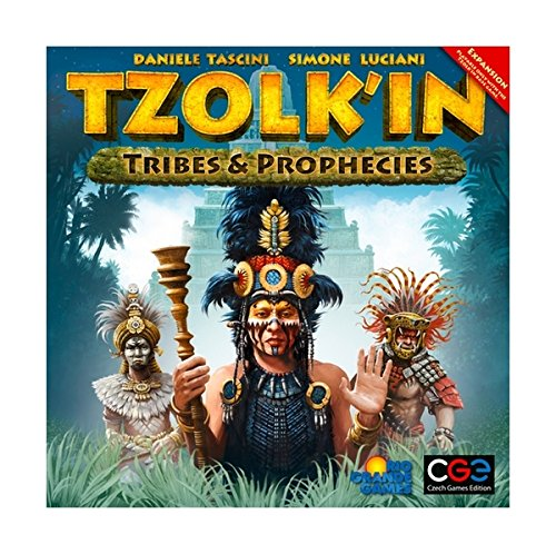 Price comparison product image Tzolk'in: Tribes and Prophecies
