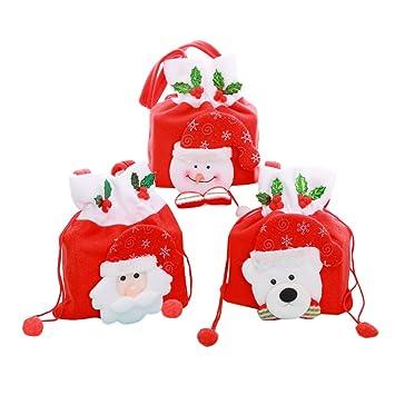 healifty verdicken Que Fieltro de Navidad Navidad dulce de ...