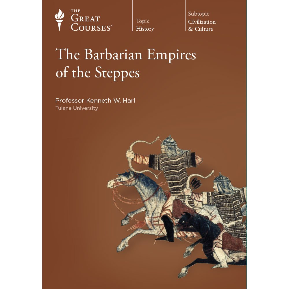 Download The Barbarian Empires of the Steppes pdf