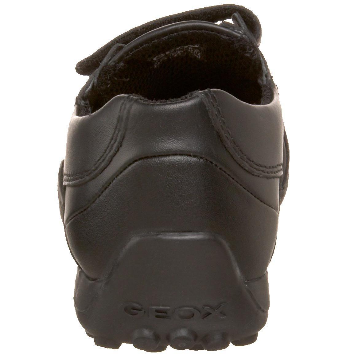 Geox Boy's JR W.SNAKE MOCASSINO Shoe,black,37 M EU Big Kid (5 US) by Geox (Image #2)