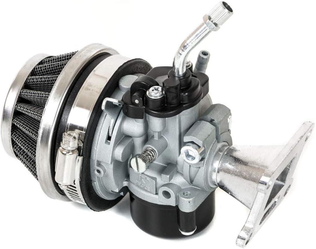 Akozon Carburatore Racing per bicicletta a motore 2 tempi ATV Quad 40cc 50cc 80cc