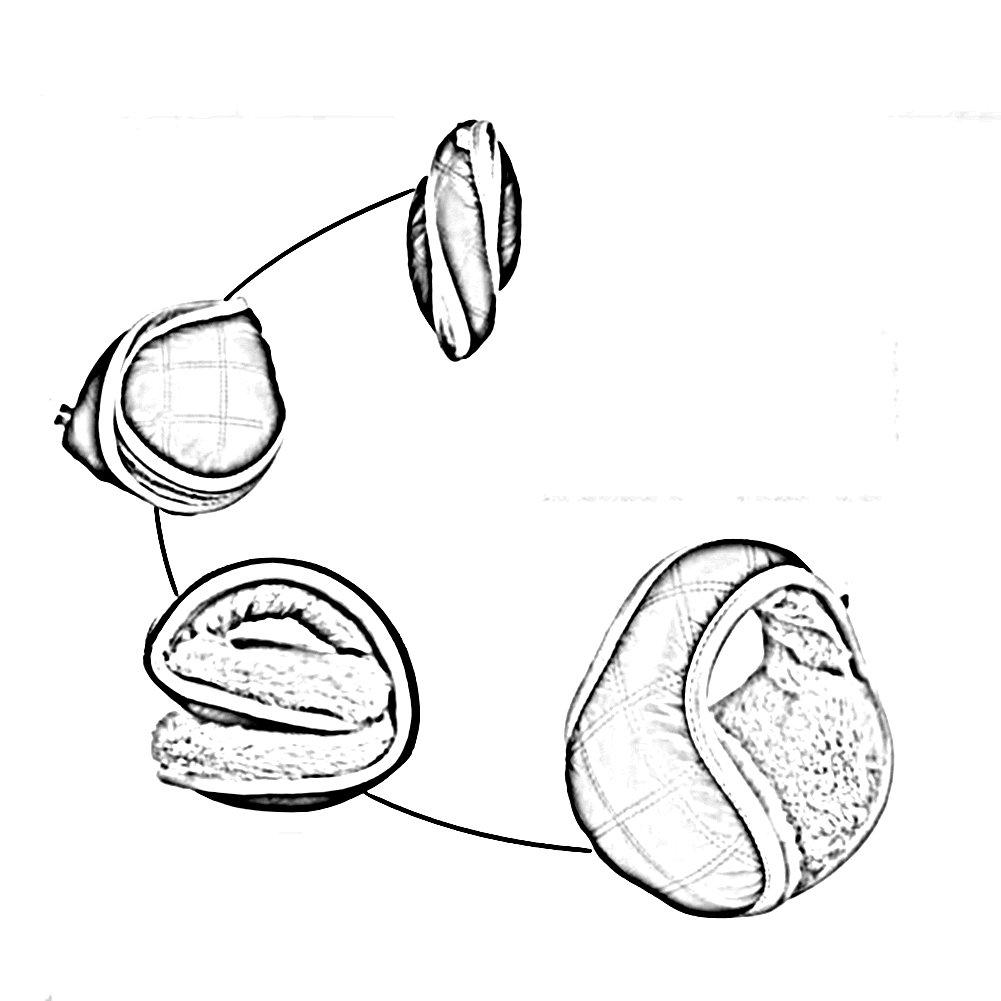 MUMA-A9 Paraorecchie Tenere Caldo Uomini E Donne Inverno Cuffie Antirumore  Maglieria Borse Per Le Orecchie ( Colore : 1 ): Amazon.it: Casa e cucina