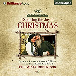 Exploring the Joy of Christmas Audiobook