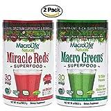 Macro Greens & Miracle Reds Superfood