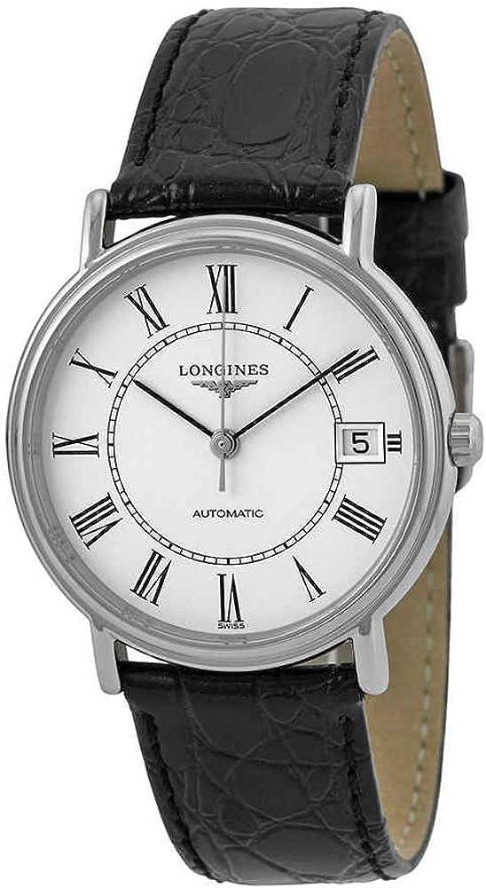 Longines La Grand Classic Presence Automatic See Tru Back Men s Watch