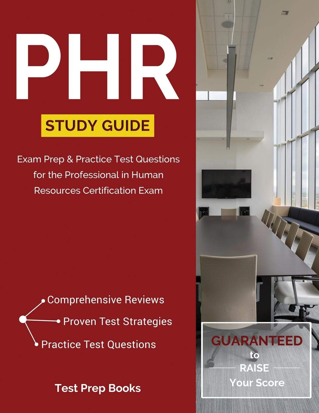 Buy Phr Study Guide Exam Prep Practice Test Questions For The