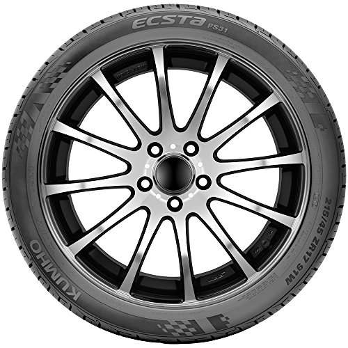 60off Kumho Ecsta Ps31 Performance Radial Tire