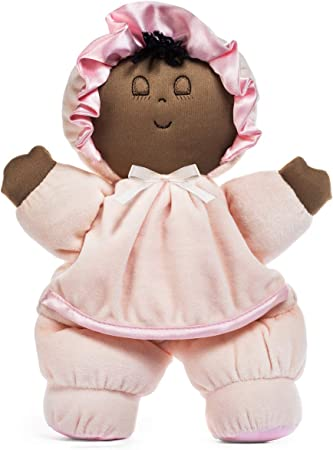 So Soft My First Baby Doll with Dark Complexion (Black), 11