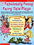 12 Fabulously Funny Fairy Tale Plays, Justin McCory Martin, 0439153891