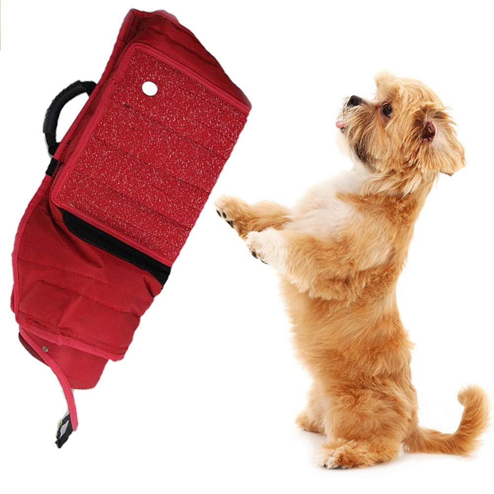 Dog Training Bite Sleeves Puppy Bite Pillow Durable, Interactive Toys Best for Tug of War & Pet Training