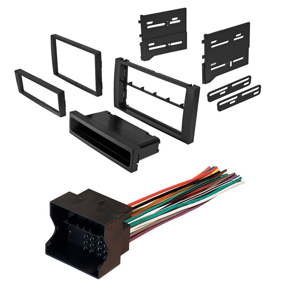 Ford Transit Connect 2011 CAR Radio Stereo Radio KIT Dash Installation MOUNTING Wire Harness