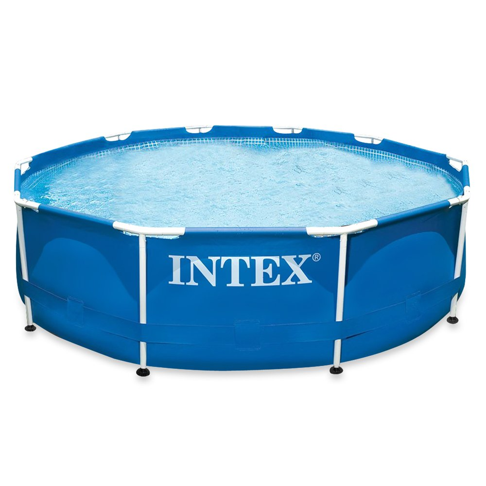 Intex Aufstellpool Frame Pool Set Rondo, ohne Filterpumpe, blau, Ø ...