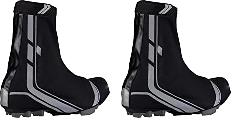 Cubre Zapatillas Ciclismo Termico especiales para Zapatillas con Calas de Carretera SPD Traspirable e Impermeables Talla 40 41 3069: Amazon.es: Deportes y aire libre