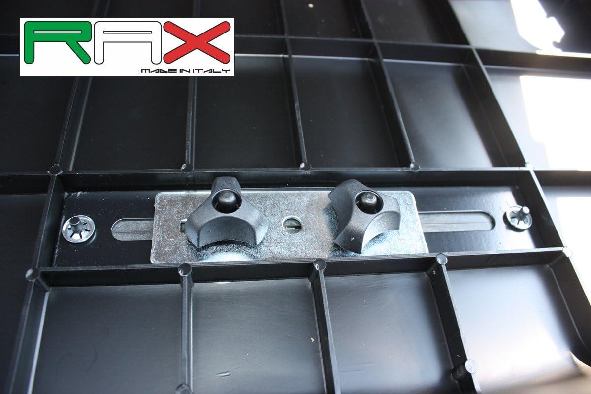 RAX Auto-Dachbox 320 Liter Vassungsverm/ögen