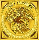 GEO F TRUMPER W095384 Shaving Soap, Sandalwood, 80 g