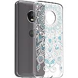 MTT Designer pattern printed back case cover for Moto G5 (Design2)