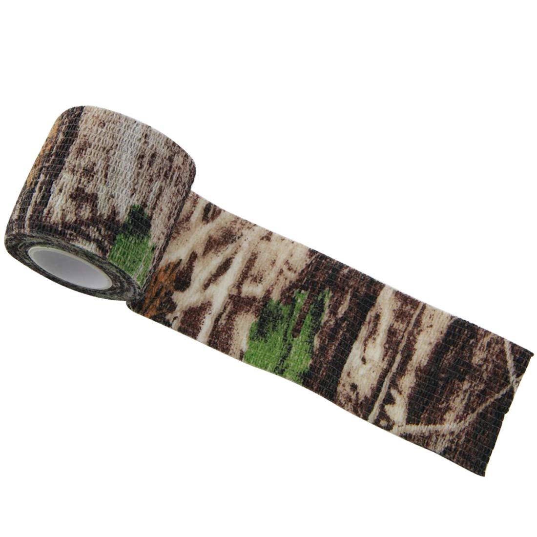 Bandage de camouflage extérieur élastique élastique auto-adhésif non tissé Respirant YOGINGO