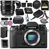 Fujifilm X-T2 Mirrorless Digital Camera (Body Only) 16519247 + Fujifilm XF 16mm f/1.4 R WR Lens 16463670 Bundle