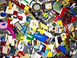 Lego 50 Random Pieces of Good Clean Used Specialty, Exotic, and Rare Parts Bulk Lot (No Bricks or Common Plates)