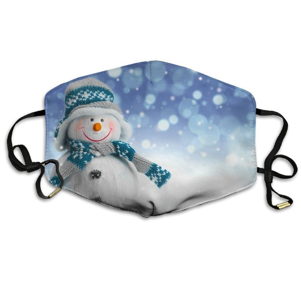 Amazon.com: Adulto muñecos de nieve bufanda gorro de ...