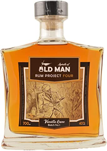 Old Man Ron Four Vanilla 40º - 700 ml
