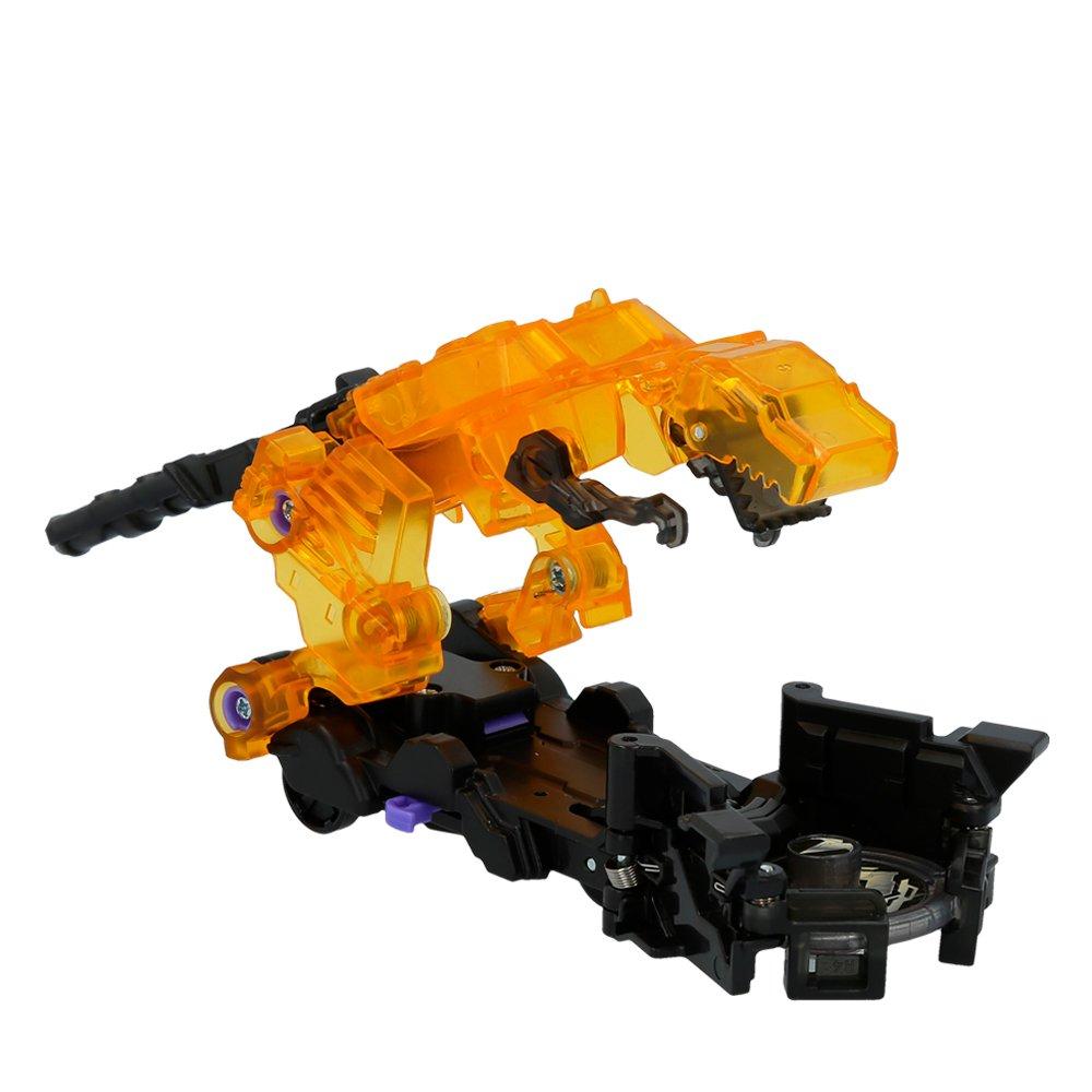Screechers Wild V-Wrex Vehículo transformable de Nivel 2 (Colorbaby 85263): Amazon.es: Juguetes y juegos
