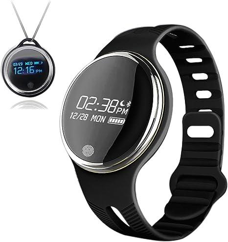 E07 Smartwatch Pulsera IP67 Impermeable Pantalla táctil OLED ...