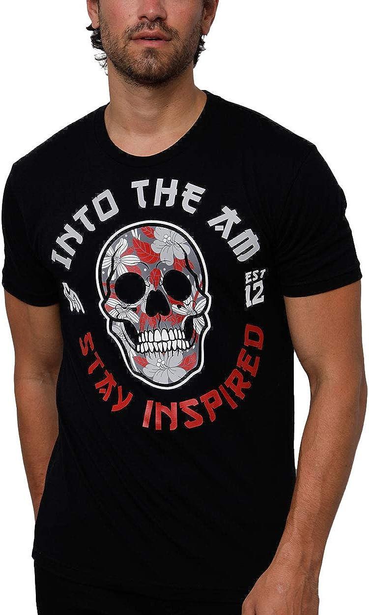INTO THE AM - Camiseta de Manga Corta para Hombre